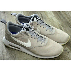 Nike Mens Air Max Tavas Gray Sneakers Size 13
